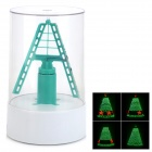 BY-02 LED 3D Rotable Christmas Tree