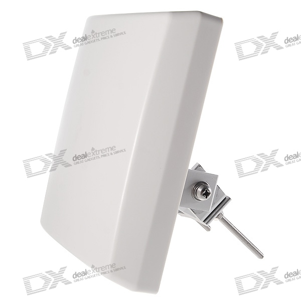 2.4GHz 14dBi Flat Panel Antenna for Wifi/Wireless Network hot sell leadingstar quadrocopter h501s enhanced fpv frame distance 5 8ghz 14dbi high gain panel antenna 2 4ghz 3dbi antenna kit