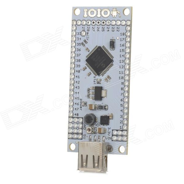 DIY IOIO 5V~15V Android Control Board - White + Black + Silver usb programmer w7 windfows xp for burning v m70a universal vga lcd controller board powerful to diy