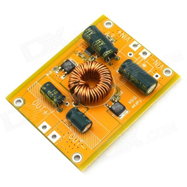 12V / 24V DC to 5V 10A Car Screen Power Buck - Yellow