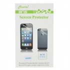 HD Protective Clear Screen Protector PET Film Guard for Iphone 5S - Transparent