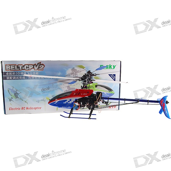 ESKY BELT-CPV2 6-CH R/C Helicopter (Ready to Fly)