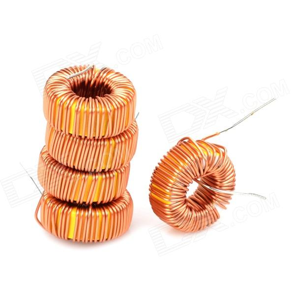 YS-075 Electrical Wired Magnetic Anel Indutivo - Orange (5 PCS)
