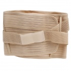 JIAHE D01 Full Elastic Breathable Medical Waist Fixing Straps - Beige (Size-XL)