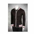REVERIE UOMO JK35 Quick Drying Mesh Men's Jacket - Black (Size-L)