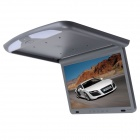 "Kangsung TU-1738 17.3"" High-Resolution Car Flip Down Monitor w / VGA / FM functionality - Grey"