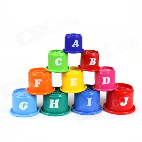 10-in-1 Stacks Cups Set