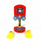 707-17 Pinball Shooting Game Set - Yellow + Blue + Red + Grey