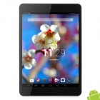 "SAGO S786 7.85"" Android 4.1 Quad Core Tablet PC w/ 1GB RAM / 8GB ROM / 1 x HDMI - Silver + Black"