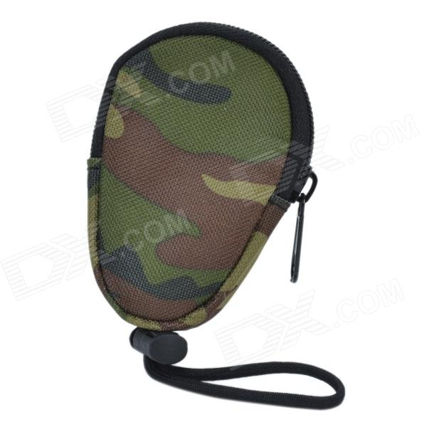 Outdoor 800D Waterproof Key Bag - Army Green Camouflage - DXLifestyle Gadgets<br>Brand N/A Model N/A Quantity 1 piece(s) per pack Color Army green camouflage Material 800D Waterproof fabric Specification Convenient for carrying using for storing keys coins etc. Packing List 1 x Key bag<br>