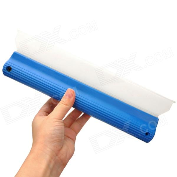 Instant Clean Water Tool : Silicone car surface cleaning water wiper scraper tool