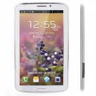 "JXD P1000m 7"" Dual Core Android 4.2 Dual Standby Phone Tablet w/ 512MB RAM, 8GB ROM - White"
