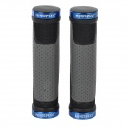 Windspeed GS5 Anti-Slip Rubber Lock-on Handlebar Grip (2 PCS)
