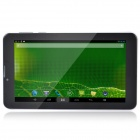 "Top721 7 ""Allwinner A20 Dual Core Android 4.2 Tablet PC w / Kamera / Bluetooth / SIM - White + Black"