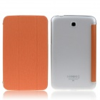 ENKAY ENK-7036 Protective Case Cover for Samsung Galaxy Tab 3 7.0 T210 / T211 / P3200 - Orange