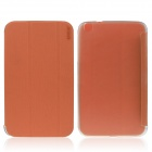ENKAY ENK-7037 Protective PU Leather Case Cover for Samsung Galaxy Tab 3 8.0 T310 / T311 - Orange