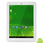 M818q 8-Zoll-Quad-Core Android 4.1 Tablet PC w / 1GB RAM, 8GB ROM - Weiß