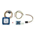 CRIUS CN-06 Standalone GPS Receiver V2.0  and 12C-GPS NAV Module Navigation Board