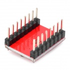 Robotale A4988 FR4 Stepper Motor Driver for 3D Printer - Red + Black