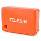 Telesin Polyethylene Foam Cotton Sink-proof Surfing Buoy for Sony AS15 / AS30 - Orange
