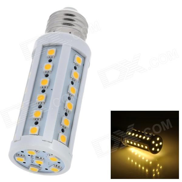 W-L42YM7W E27 7W 800lm 4000K Warm White 42-SMD 5050 LED Light Bulb - White + Silver антенна l 025 62 атиг 7 1 1 60 42