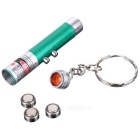 Doglemi Pet Cat's Red Laser Toy + LED Flashlight (3*LR41)