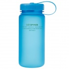 UZSPACE High-quality Leak-proof Frosted Bottle With Filter Cover - Blue (550ml)