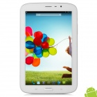 "TG Super8 E1 8"" Android 4.2.2 Double Quad Core Tablet PC w/ 2GB RAM / 16GB ROM / 1 x SIM - White"