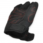 SCOYCO M10 Outdoor Motorcycle Men's Gloves - Black + Red (Size XL)