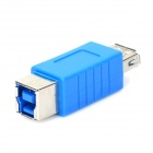 USB 3.0 Female to Printer Interface Female Adapter - Blue