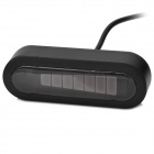 "302 1.6"" LED Screen Car Back Up Parking Sensor - Black"