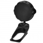Universal ABS Car GPS Holder w/ Suction Pad for TomTom Go 920 / 920T + More - Black