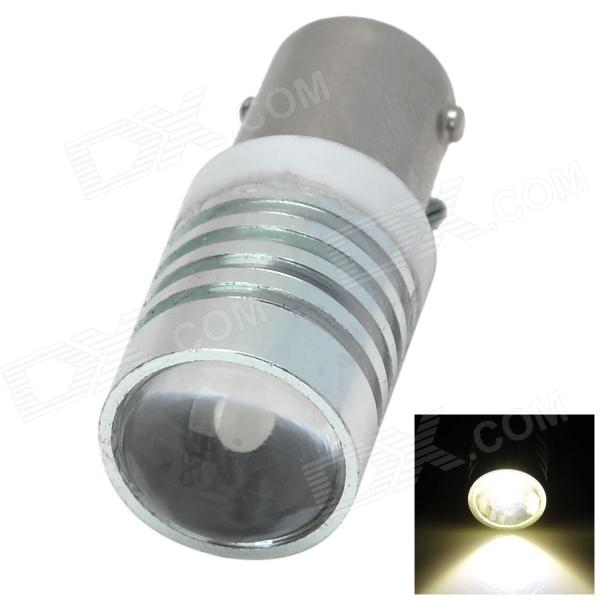 LX  WLT-BA9S-1W BA9S 100lm 6500K White Light Car Clearance Lamp - Silver