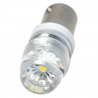 LX WLT-BA9S-1W BA9S 1W 100lm 6500K White Light Car Lamp - Silver