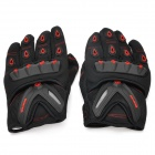 SCOYCO M10 Outdoor Motorcycle Men's Gloves - Black + Red (Size L)