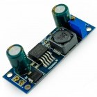DC4-40V DC 1.23-37V Einstellbare Spannungs-Step-down-Modul - Blau