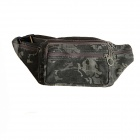 Men's Casual Camouflage Pockets - Army Green