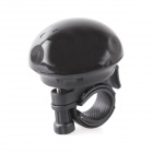 Soldier SJ-10513-C Mushroom Style Bicycle Electronic Horn - Black (2 x R1)