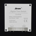 "Jtron 1.8"" LCD Digital Timer Switch Controller (AC 220~240V)"