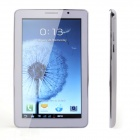 """JXD P1000s 7 """"Dual Core Android 4.2 Tablet PC w / Dual-Karte Dual-Standby-, Wi-Fi, Kamera - weiß"""