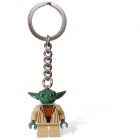 Genuine LEGO Star Wars Yoda Flashlight Key Chain