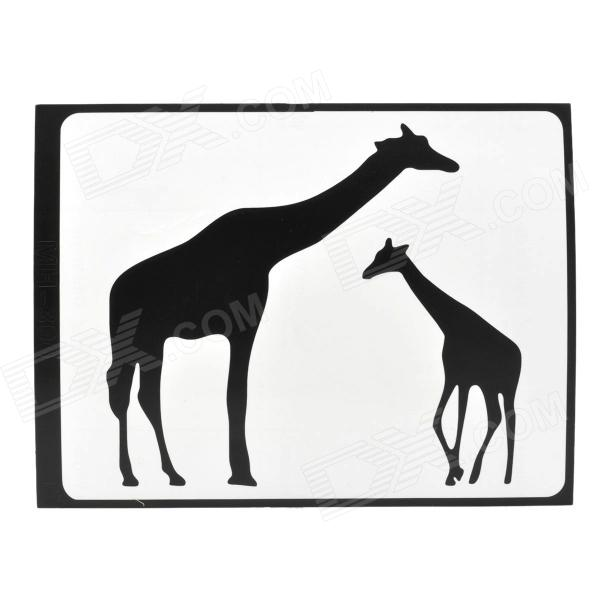 Creative Giraffe Pattern Sticker for MacBook 11