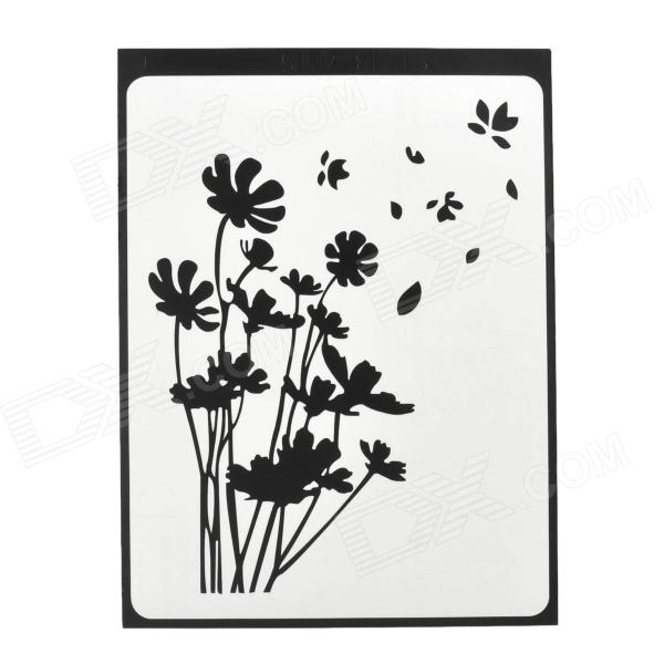 Creative Flowering Straw Pattern Sticker for MacBook 11