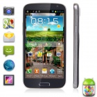 """iNew M2 Quad-Core Android 4.2 WCDMA Bar Phone w/ 5.0"""" IPS, GPS and Wi-Fi - Black"""