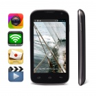 MOCREO STAR MTK6572 Dual-Core Android 4.2 Smart Phone w/ 4.0'', Dual Camera, Wi-Fi - Black