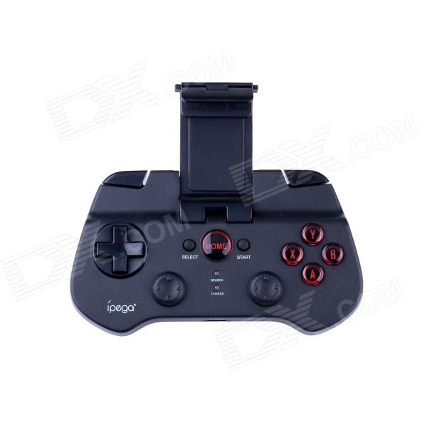 IPEGA PG-9017S Wireless Bluetooth 3.0V Controller for Ipad / Iphone / Smartphone + More - Black ipega pg 9021 classic bluetooth v3 0 gamepad for iphone ipod ipad more black