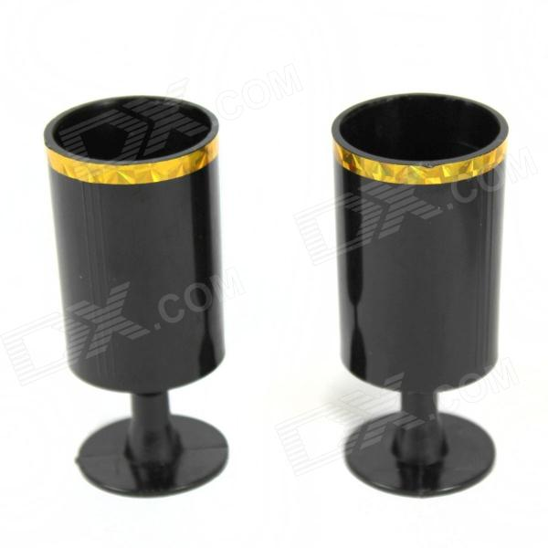 Magic Props - Magic Cup - Yellow + Black