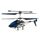 C130831005 3-CH Infrared Control Helicopter with Gyro - Blue