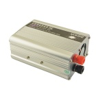 Universal Zinc Alloy 500W DC to AC Power Inverter w/ Car Lighter - Silver