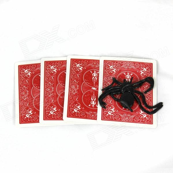 Magic Props Spider Card Set